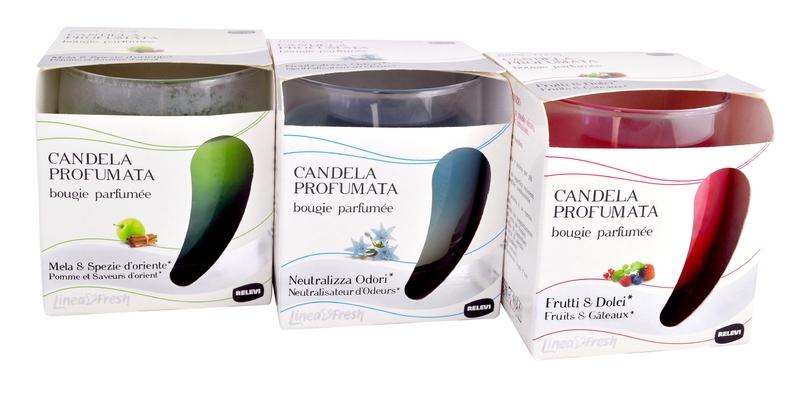 CANDELA PROFUMATA neutralizující pachy 120 g svíčka