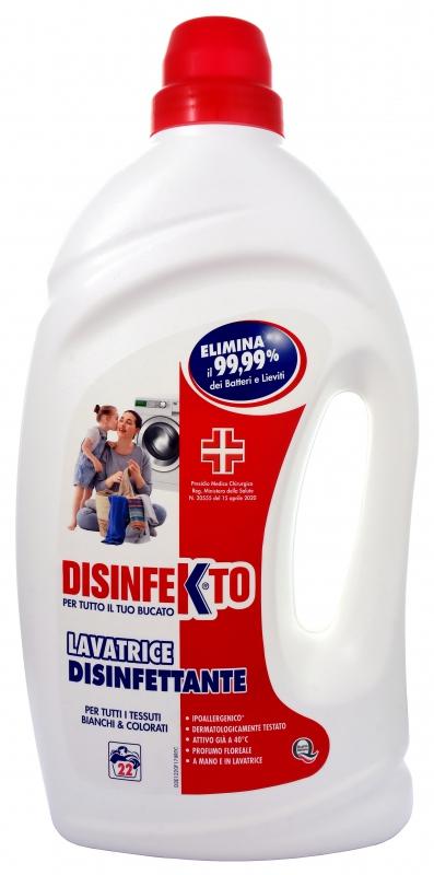 DISINFEKTO Dezinfekční prací gel 1320 ml