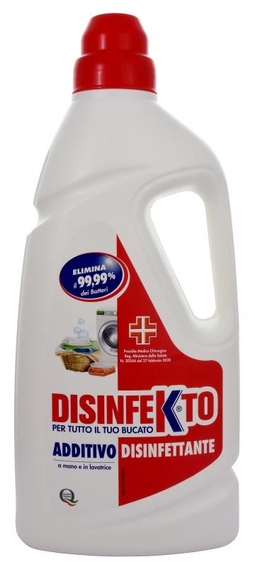 DISINFEKTO 1000 ml dezinfekční přísada