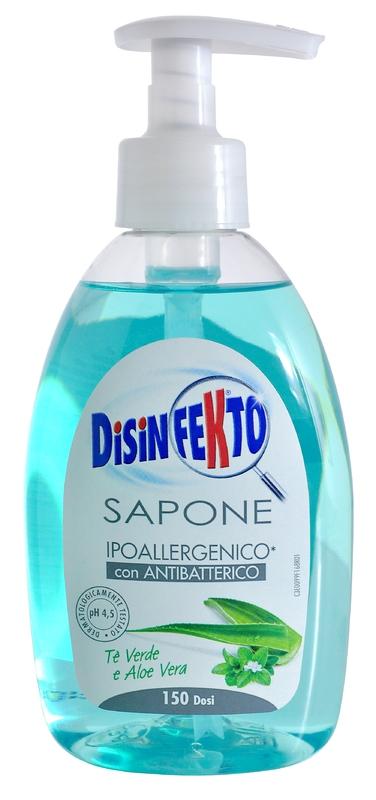 DISINFEKTO SAPONE 300 ml antibakteriální mýdlo