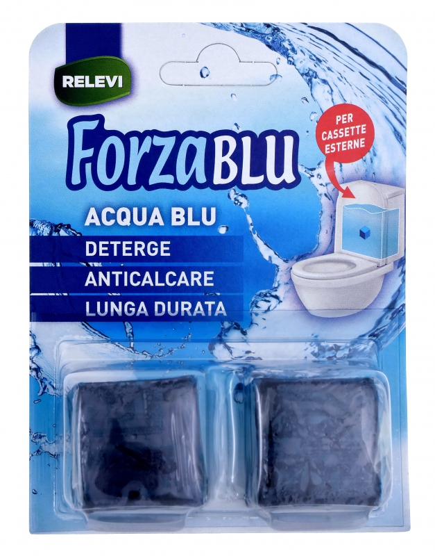 FORZA BLU ACQUA BLU 2x50 g tablety na WC