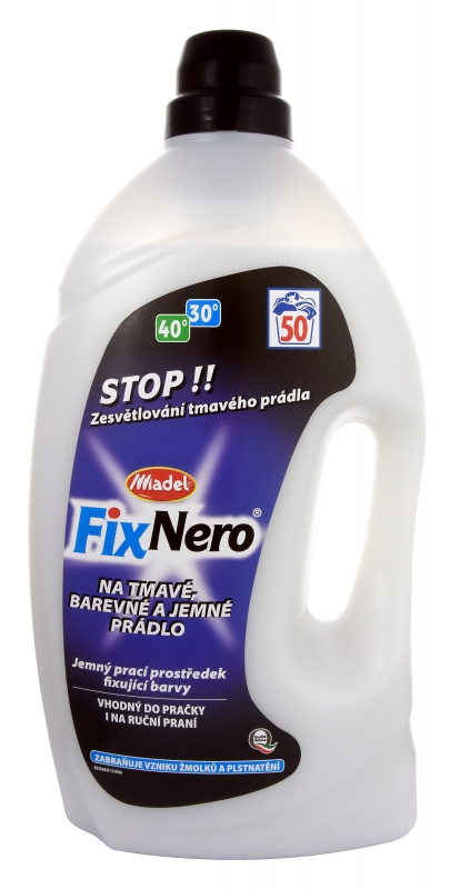 MADEL Fix Nero 2500 ml prací gel