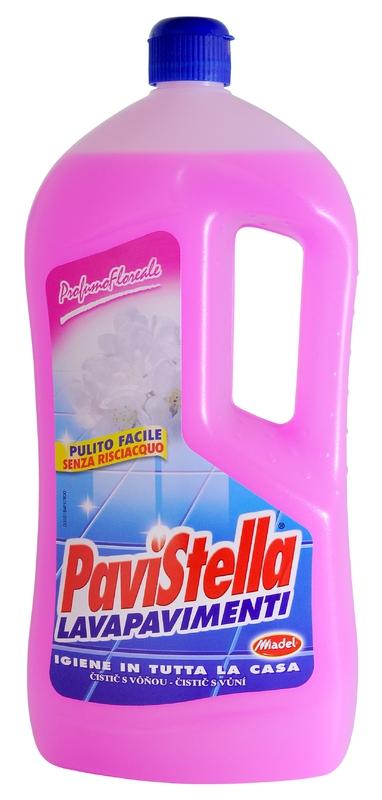 Univerzální čistič a leštěnka na podlahy Pavistella
