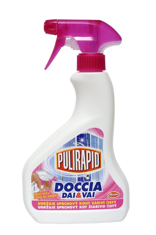 PULIRAPID DOCCIA 500 ml čistič na sprchy a obklady