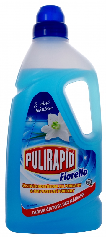 PULIRAPID Fiorello 1000 ml čistič podlah