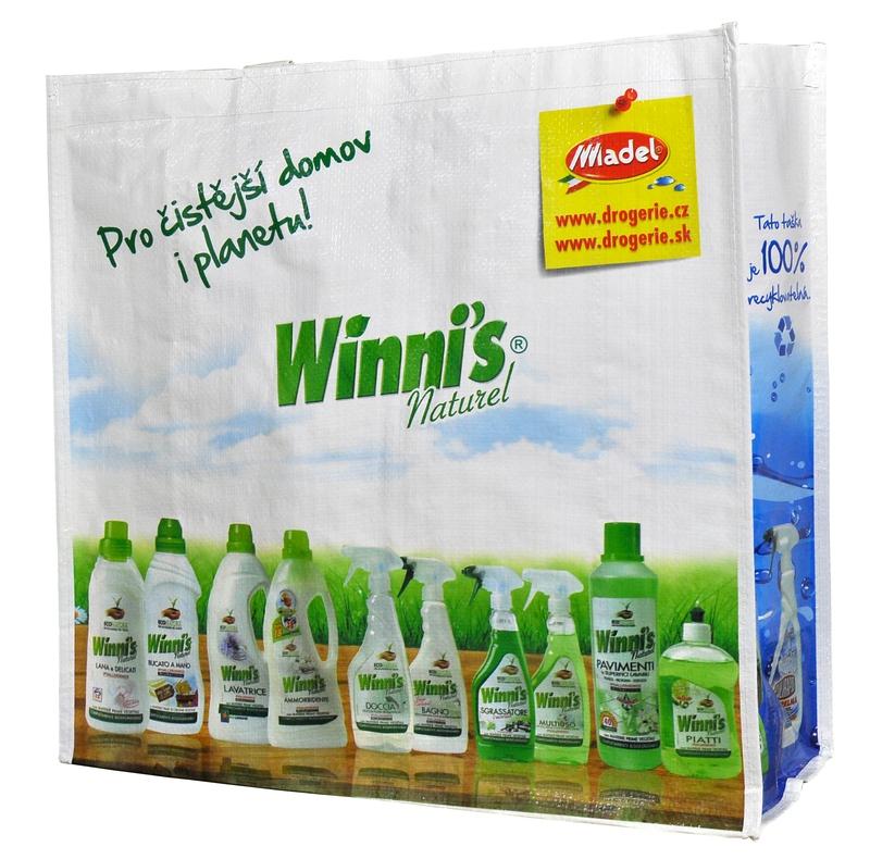 Recyklovatelná taška WINNIS