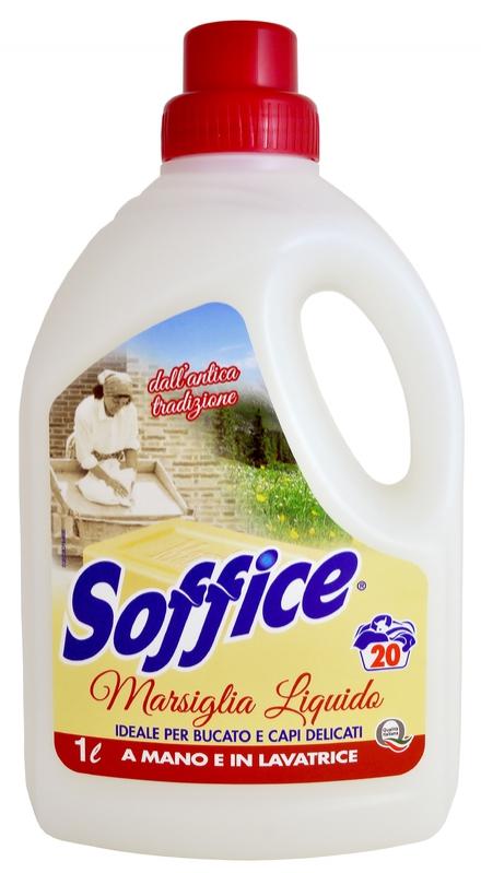 SOFFICE BUCATO MARSIGLIA 1000 ml prací gel