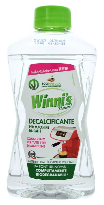 WINNI´S DECALCIFICANTE 250 ml odvápňovač kávovarů