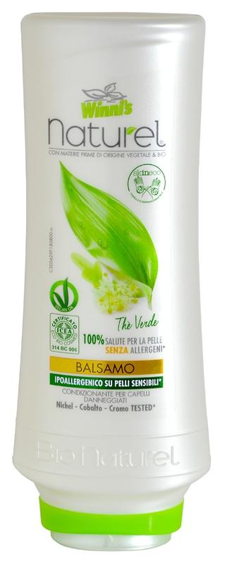 WINNI´S NATUREL zelený čaj 250 ML balzám