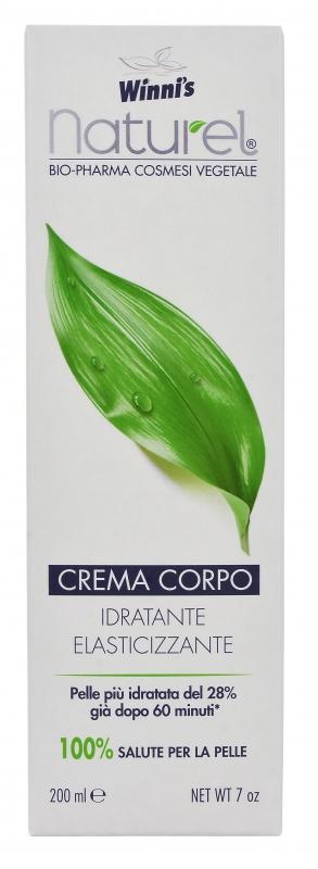 WINNI´S NATUREL CREMA CORPO 200 ml tělový krém