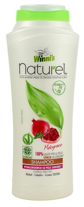 WINNI´S NATUREL granátové jablko 250 ML šampón