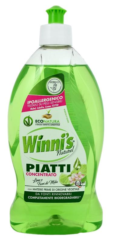 WINNI´S Piatti Lime 500 ml prostředek na nádobí