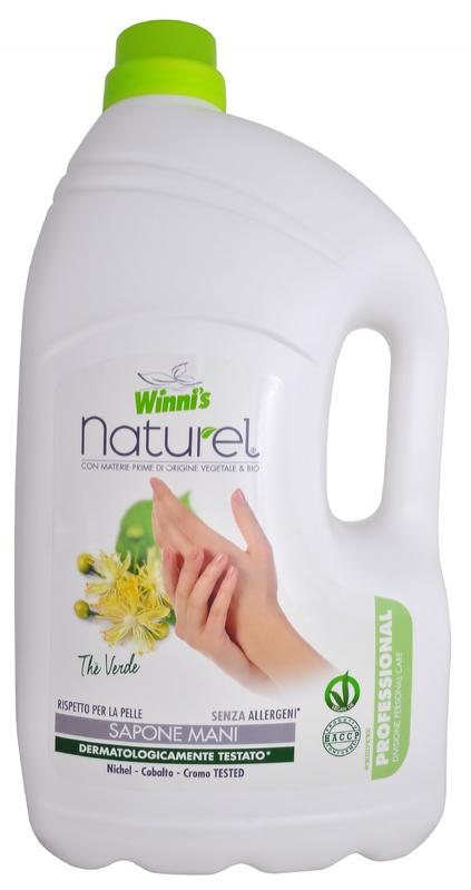 WINNI´S NATUREL 5 l tekuté mýdlo