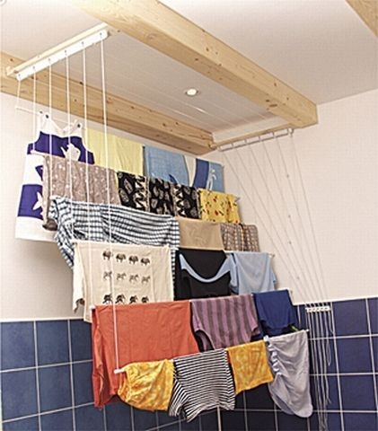 sušák 11,4m IDEAL strop., 6tyčí 1,9m