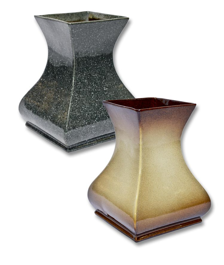 váza KK  322H-160/210mm,MIX, ker. 1tř.