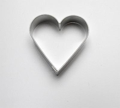 vykr. 304-Srdce,  4,4cm