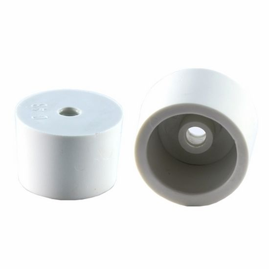 zátka kvas. d43mm (10l demižon), guma
