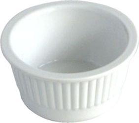 miska  30ml DIP, bílý melamin