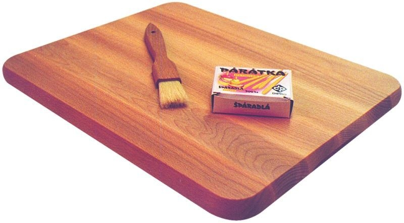 prkénko 45x30x1,9 dřevo napuš.olejem