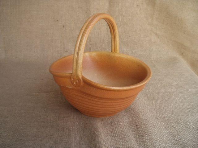 košík d28 s uchem keramický