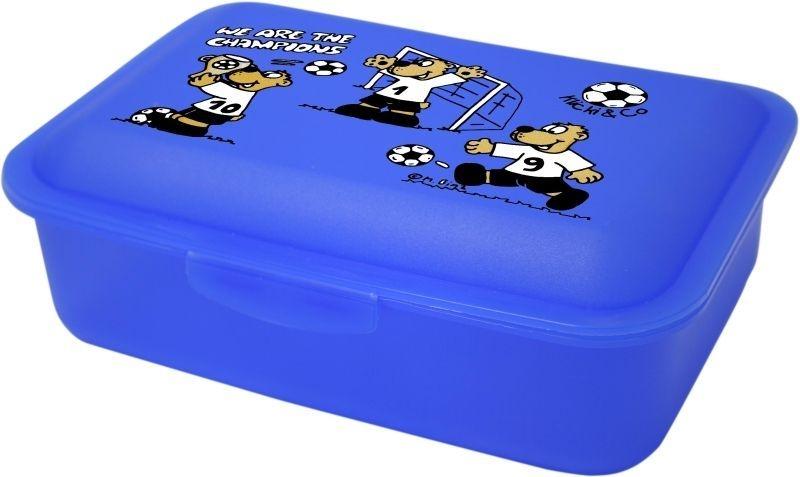 box  0,80l střední+potisk, klick uz., 16x11x5,5cm,
