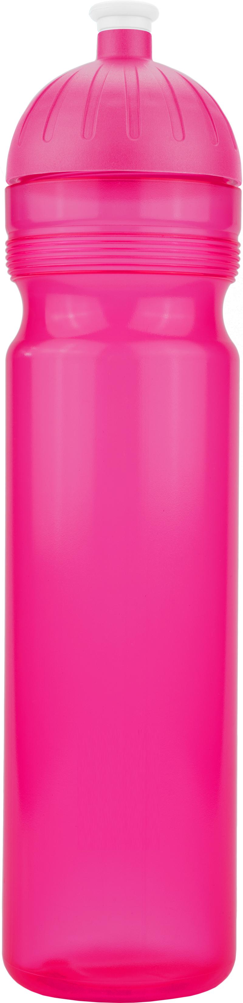 FreeWater lahev 1,0l MALINA, víčko malina