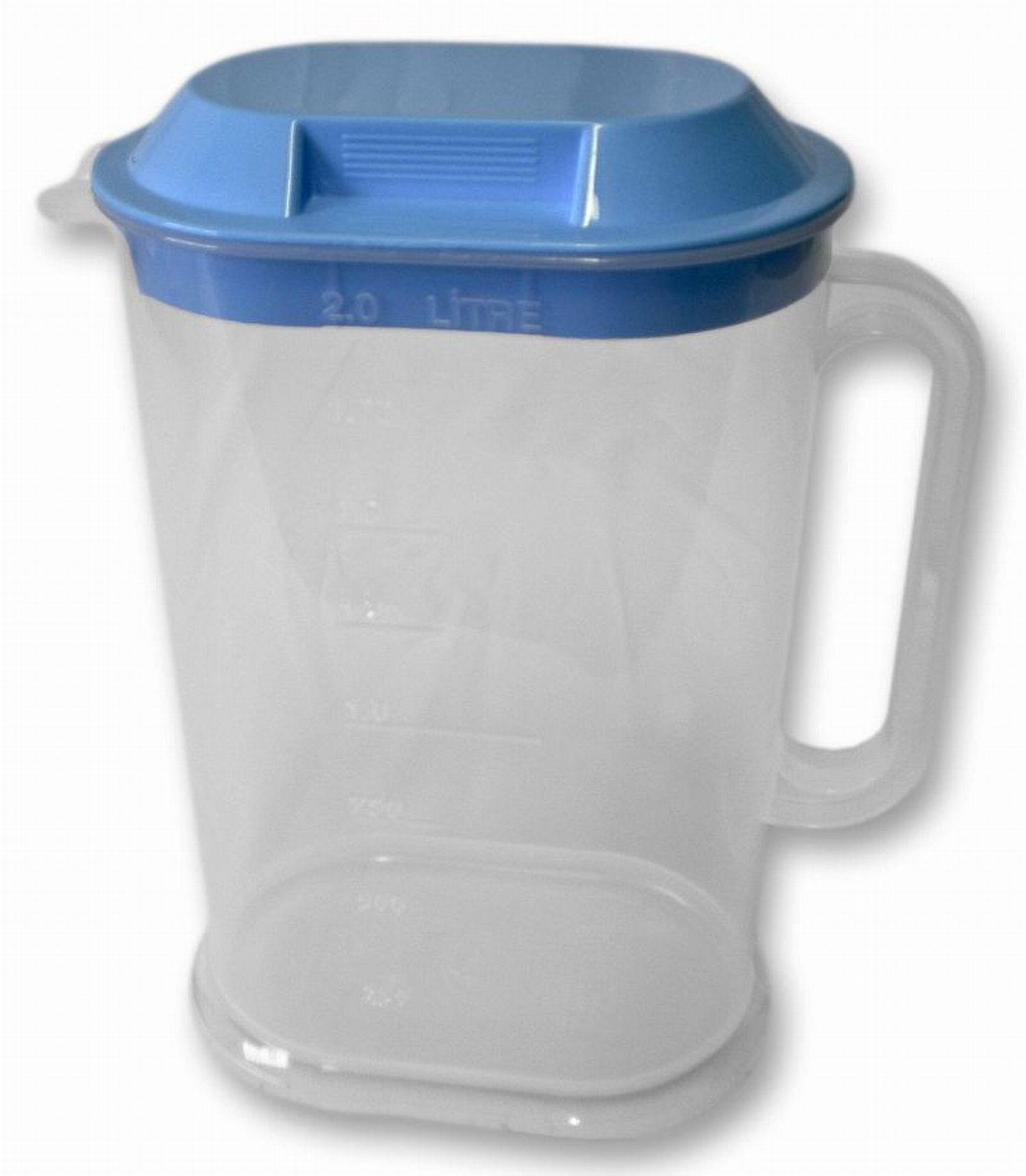 džbán 2,0l s víčkem (FANTA), plast