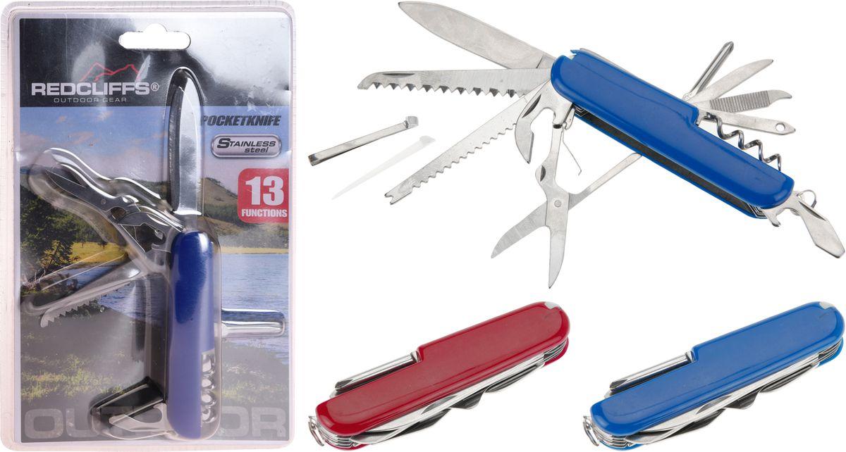 nůž 13 funkcí kapes.zavír., NR/plast