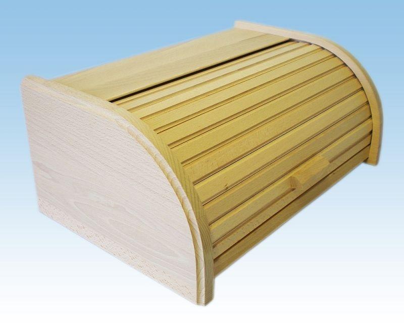 chlebovka 42x28x18cm, mix BK, dřevěná