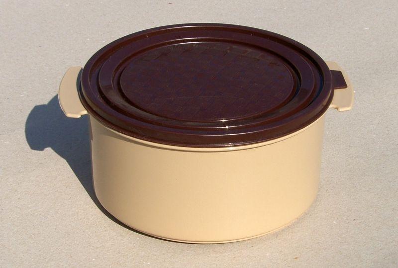 ND-miska jídlonosiče 1l s víčkem
