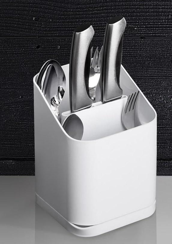 odkapávač příb. 11x11x18cm, s miskou, plast