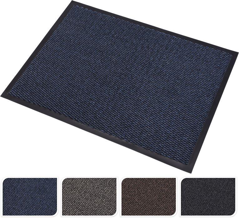rohož 80x60cm, textil/guma, 4 druhy