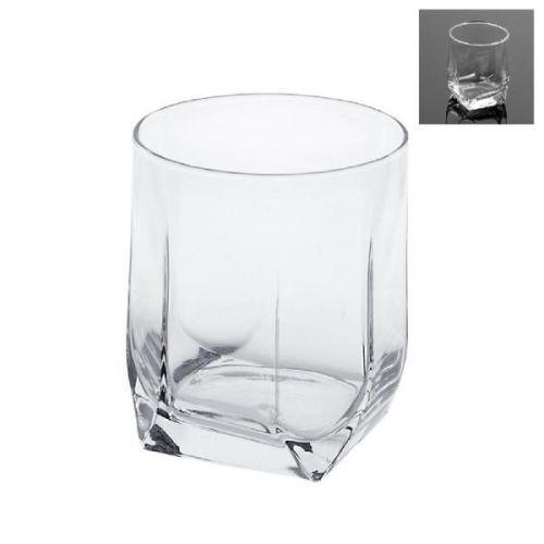 sklen. 320ml, 6ks, TUANA v.9,5cm - whisky