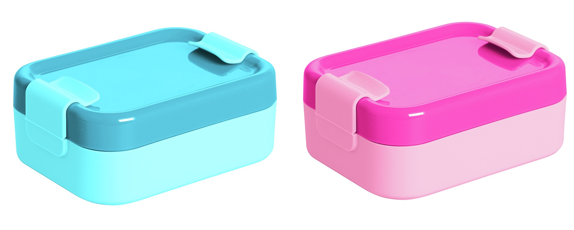 box  0,55l svačina 12,9x9,5x5cm,klick,plast