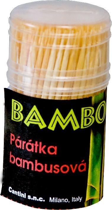 párátka bambus 200ks BAMBOO
