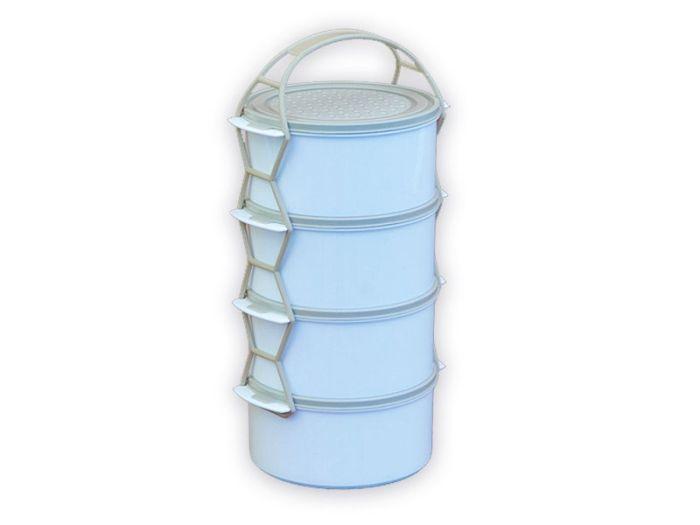 jídlonosič 4D (4x1,5l) BALENÝ ve fólii