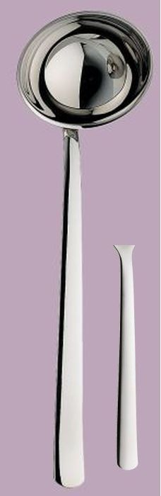 naběračka d 9x30cm /0,1l/ 6016 polév.PROGRES,BS,NR