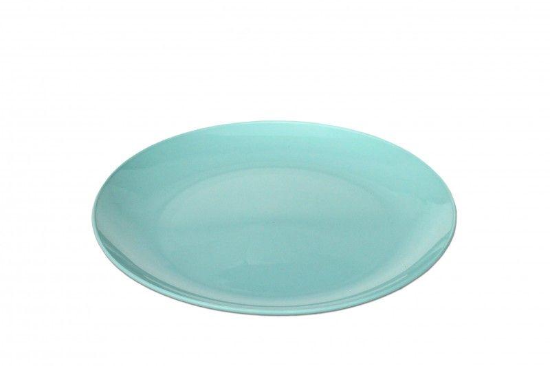talíř d20cm mělký, PP plast
