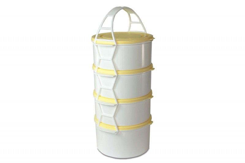jídlonosič 4D (3x1,0l+1,3l) KOMBI