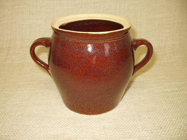 hrnec+PO  1,5l sádlák. keramika