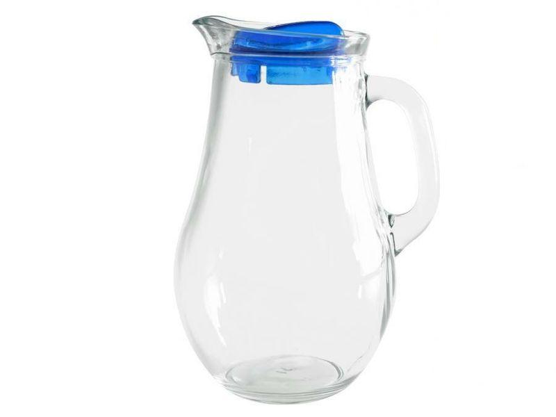 džbán 1,85l BISTRO sklo+víko UH 8/20