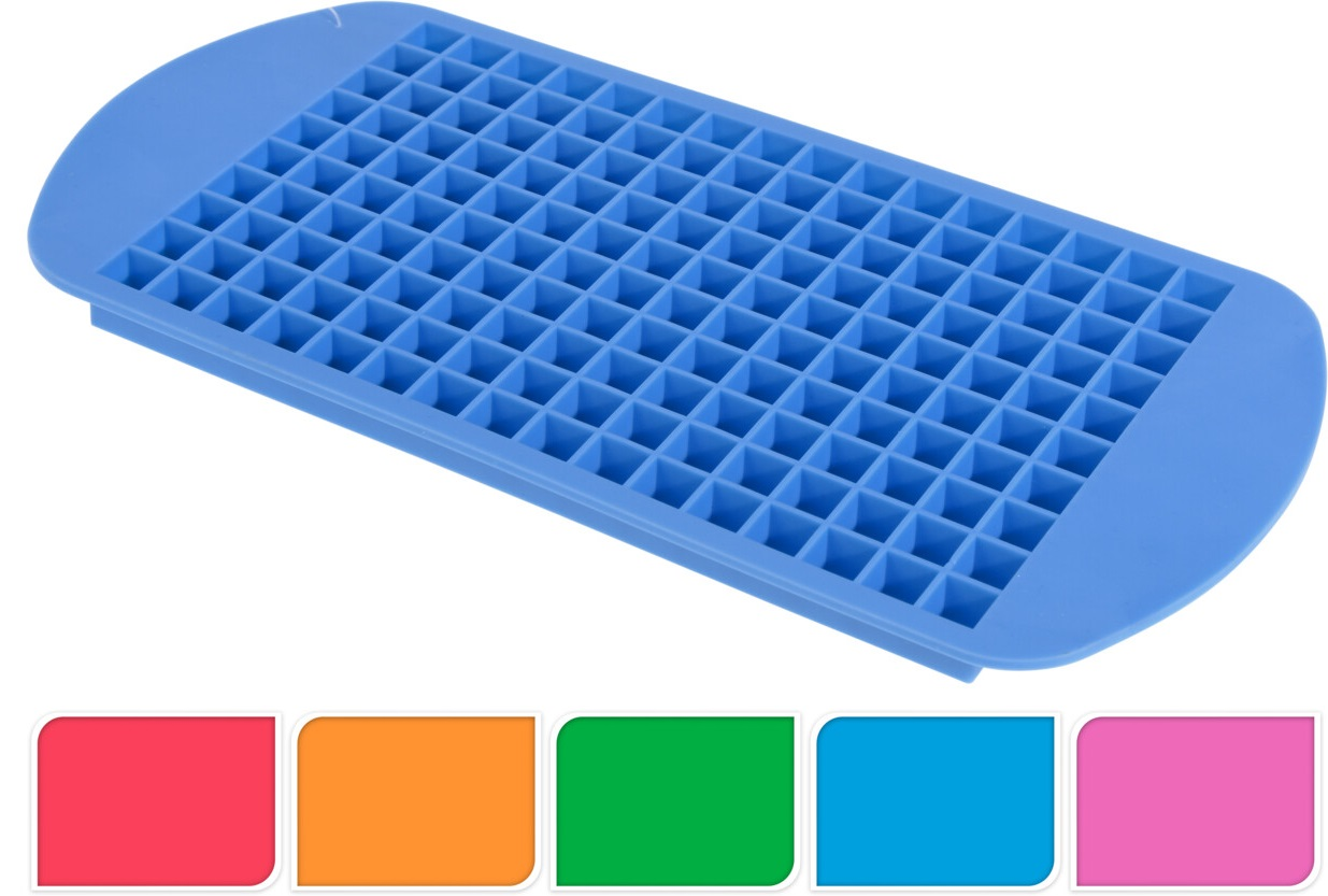 forma na led 25x13x1cm, 5 barev, plast