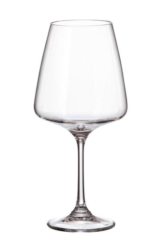 sklen. 570ml, 6ks, NAOMI/CORVUS červ.víno