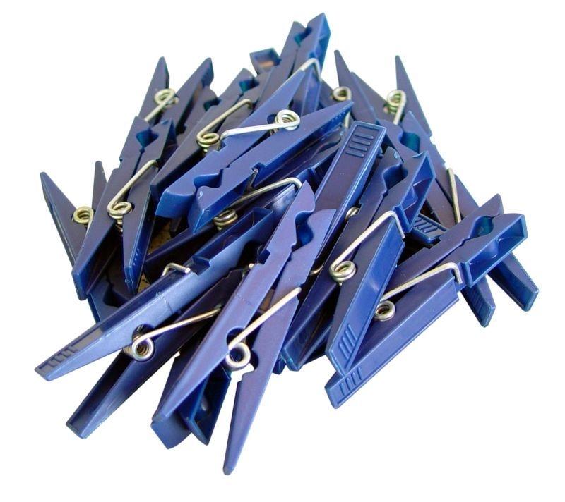 kolíčky 20ks H92, 7,2x1,6x0,9cm, plast