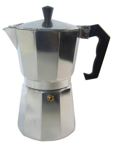 kávovar 3šálkový, 300ml, sv.hliník