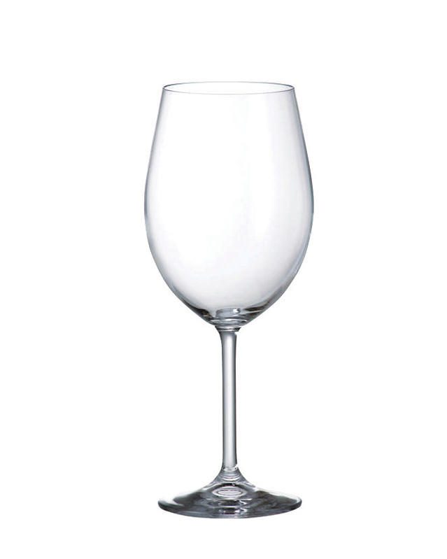 sklen. 580ml, 6ks, GASTRO/COLIBRI červ.víno