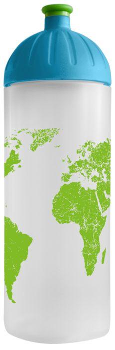 FreeWater lahev 0,7l SVĚT transparentní