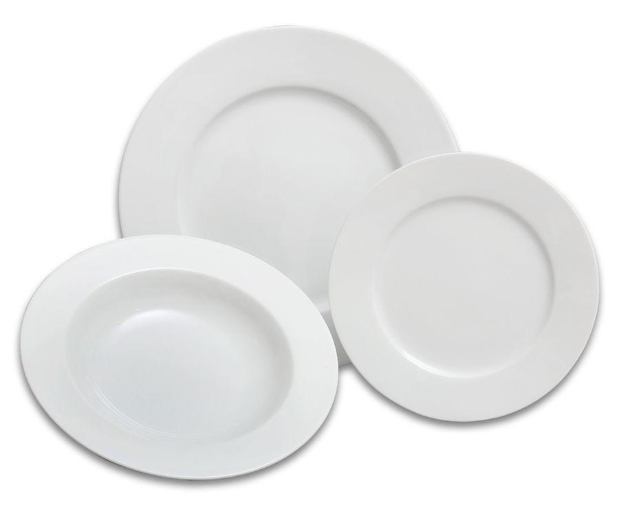 soupr.18díl.jídelní JANA I. bílá, THUN český porc.