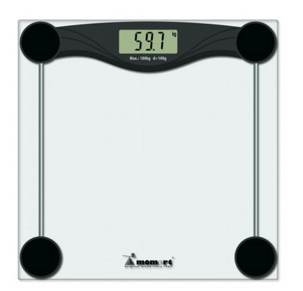 váha 180kg osob.dig. 5873, sklo