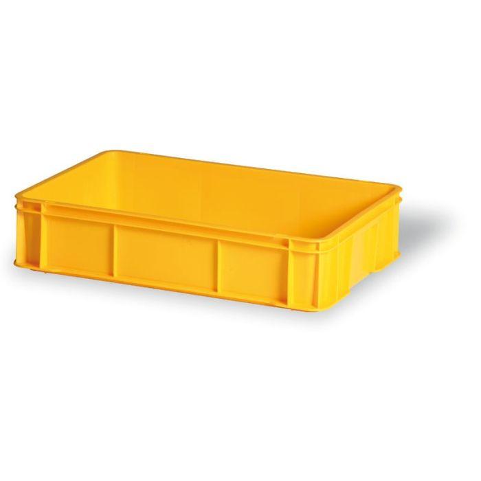 přepravka 60x40x13,5cm NLÚ, cukr.uz.úchyt, 30kg